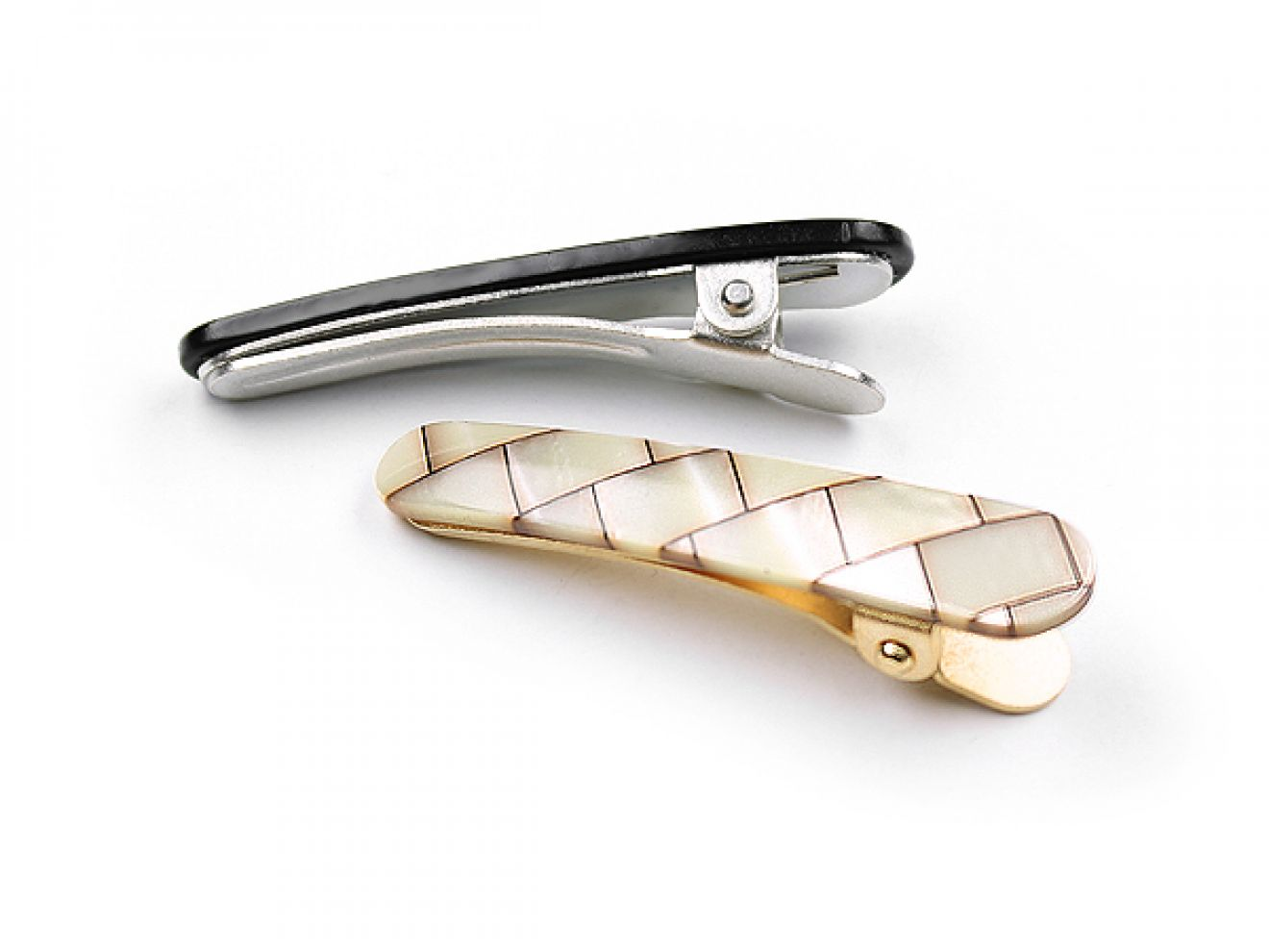 Ficcarito Mini Clips: French Acetate - Ivory Tokyo